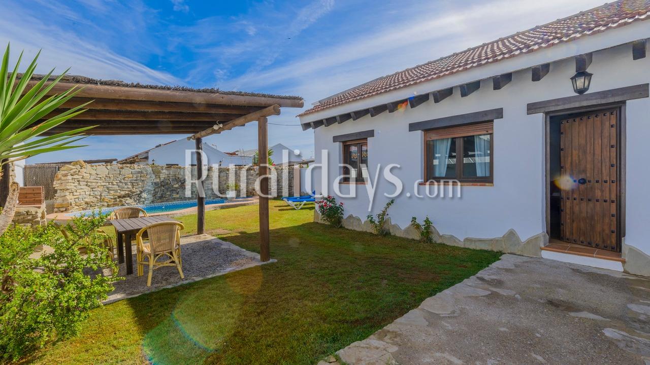 Budget villa in Vejer de la Frontera (Cadiz)