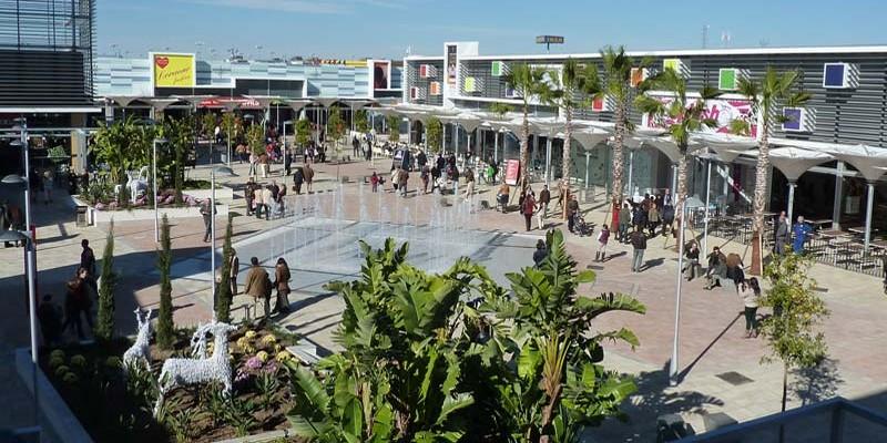 Centro comercial Luz Shopping en Jerez de la Frontera