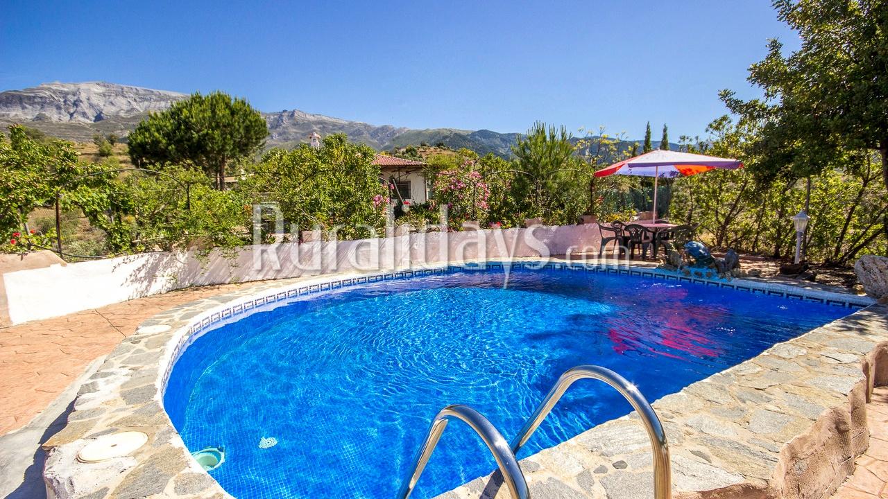 Goedkoop vakantiehuis in Sedella (Malaga)