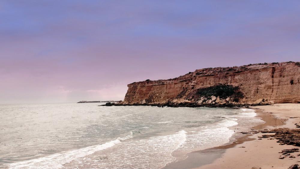 Stranden in Conil de la Frontera