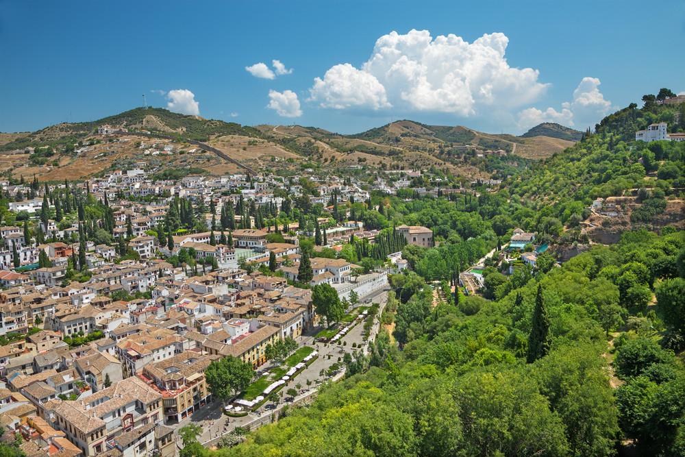 Albayzín and Sacromonte