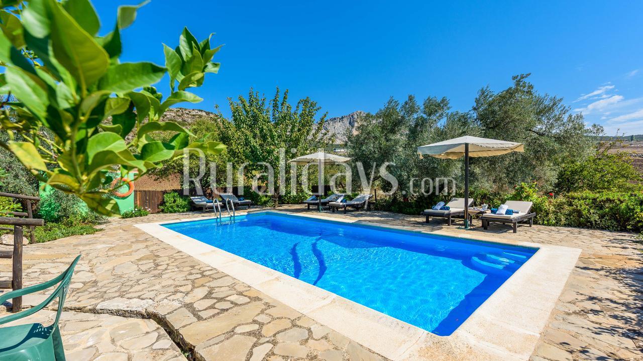 Casa rural con encanto en Carratraca (Málaga) - MAL0461