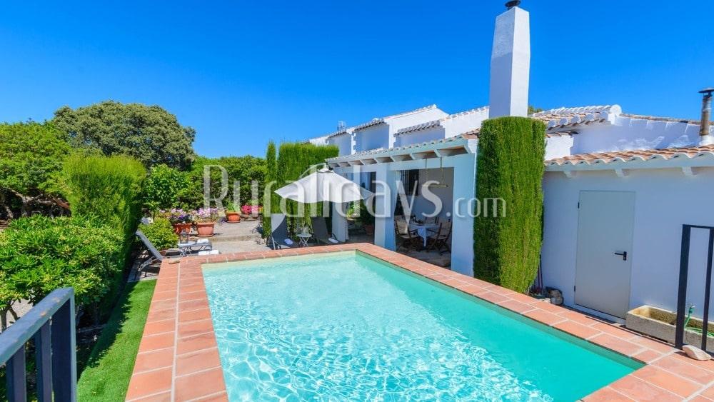 Espectacular villa en el corazón de Andalucía en Villanueva del Rosario - MAL1888