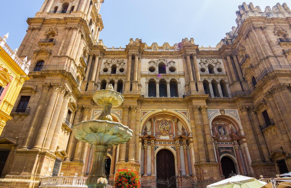Que faire en Andalousie - Cathedrale Manquita à Malaga