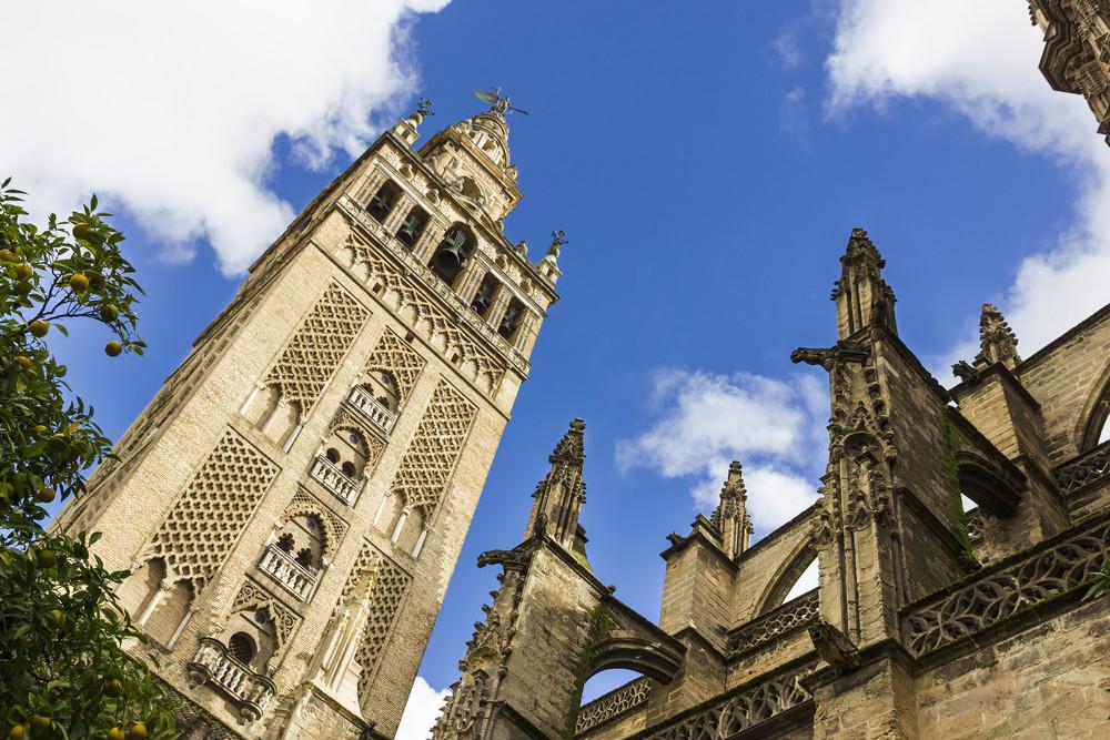 Que faire en Andalousie - Cathedrale et la Giralda
