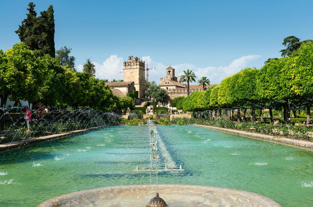 Que faire en Andalousie - L' Alcázar à Cordoue
