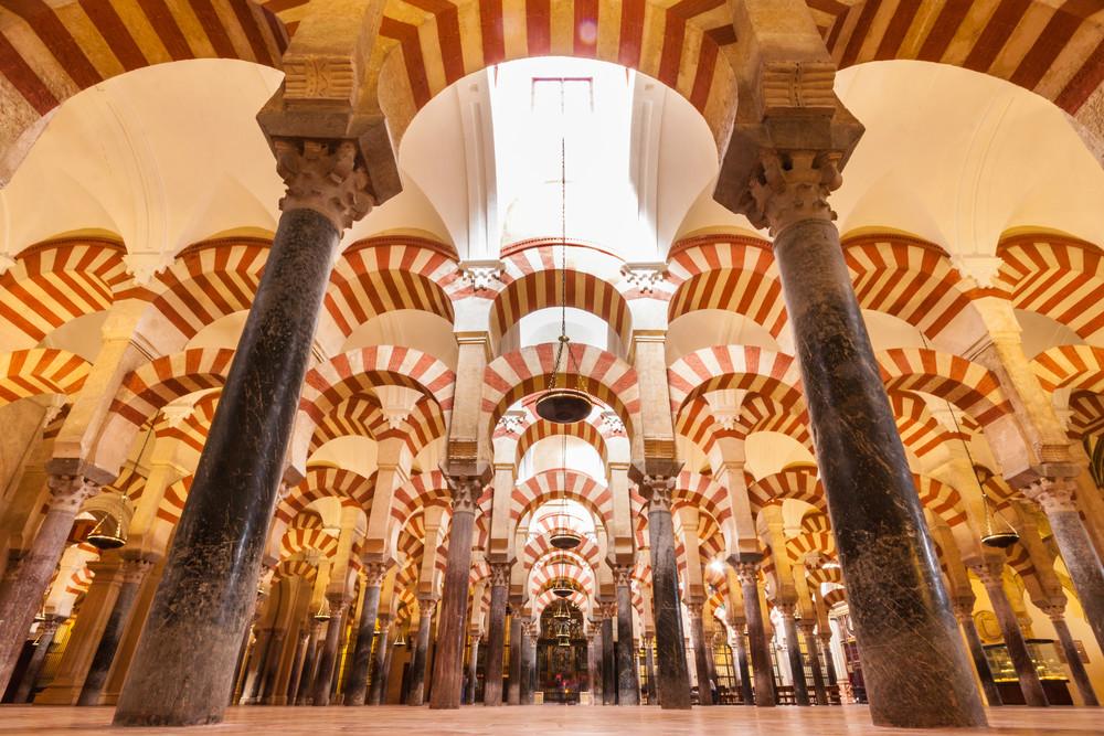 Que faire en Andalousie - Mosquée-Cathedrale à Cordoue