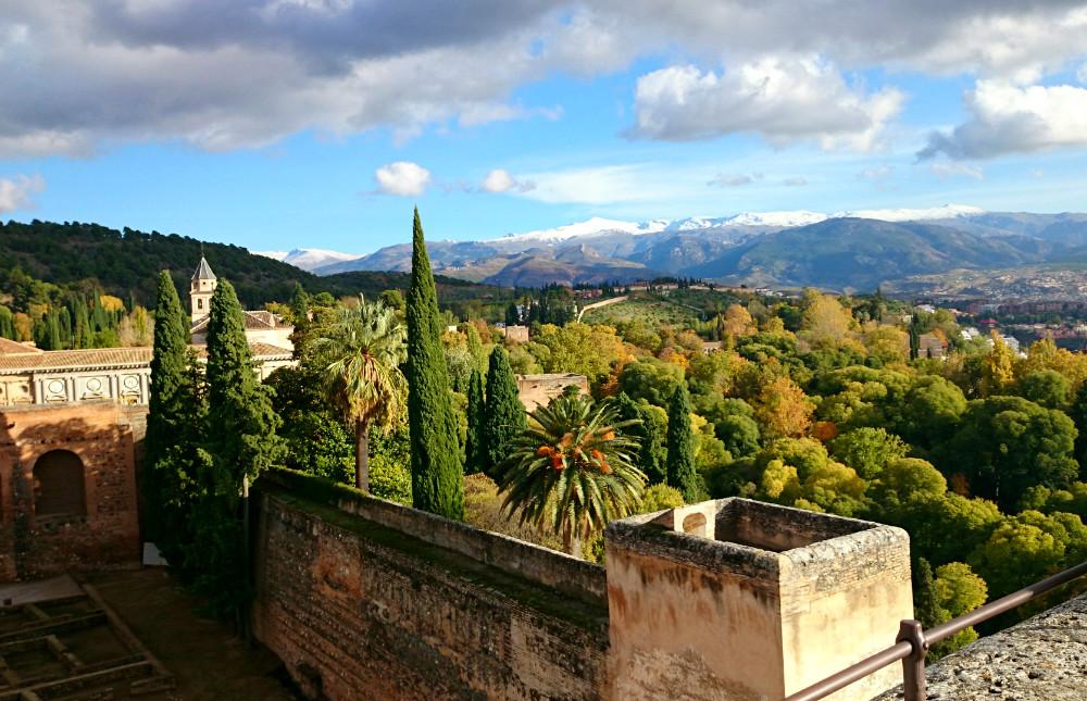 Que faire en Andalousie - Visiter l' Alhambra