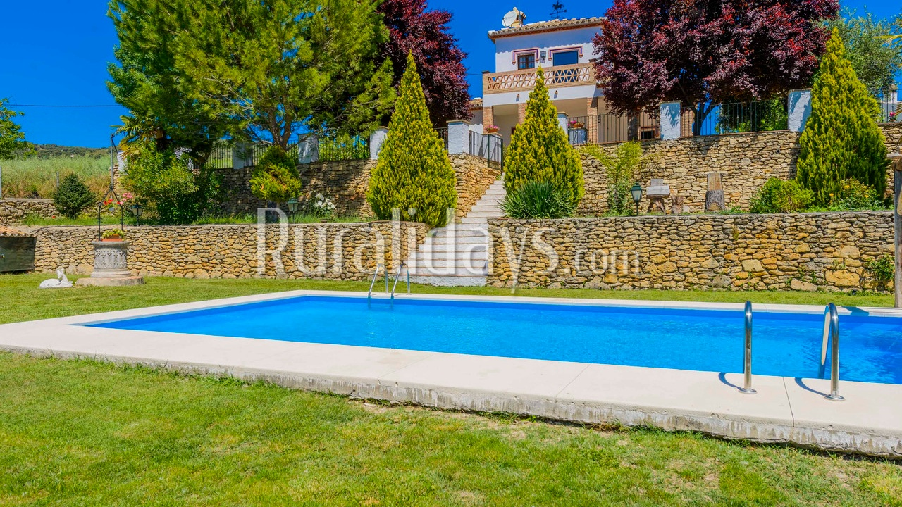 Casa rural con encanto en Ronda (Málaga)