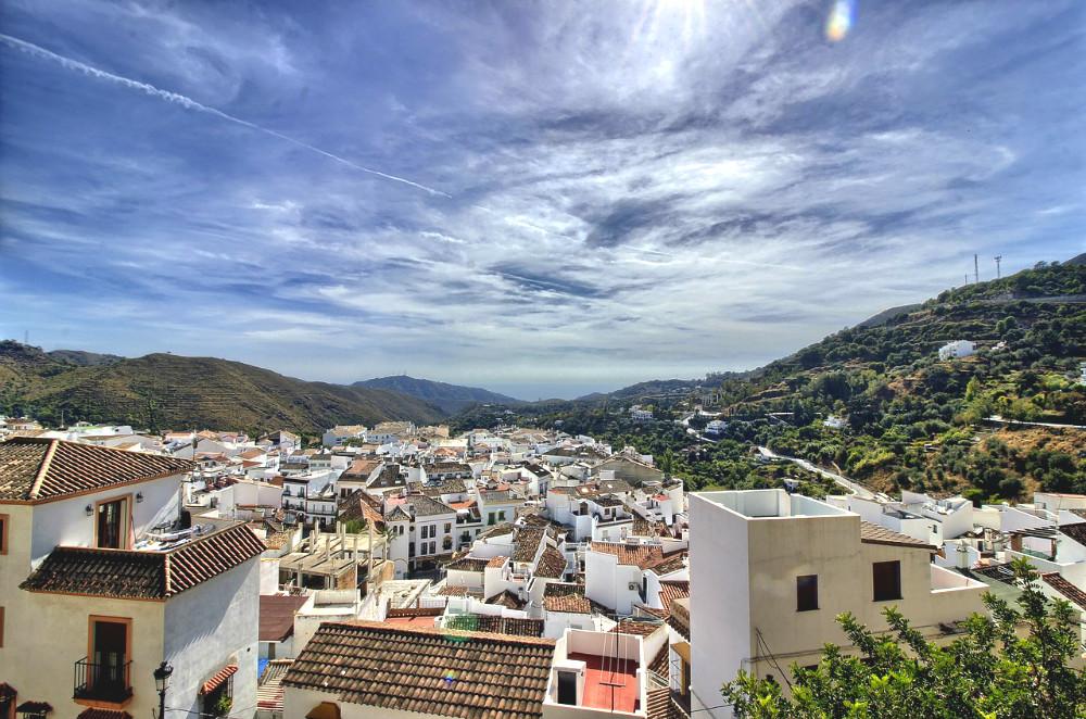 Ojen van Sierra de las Nieves