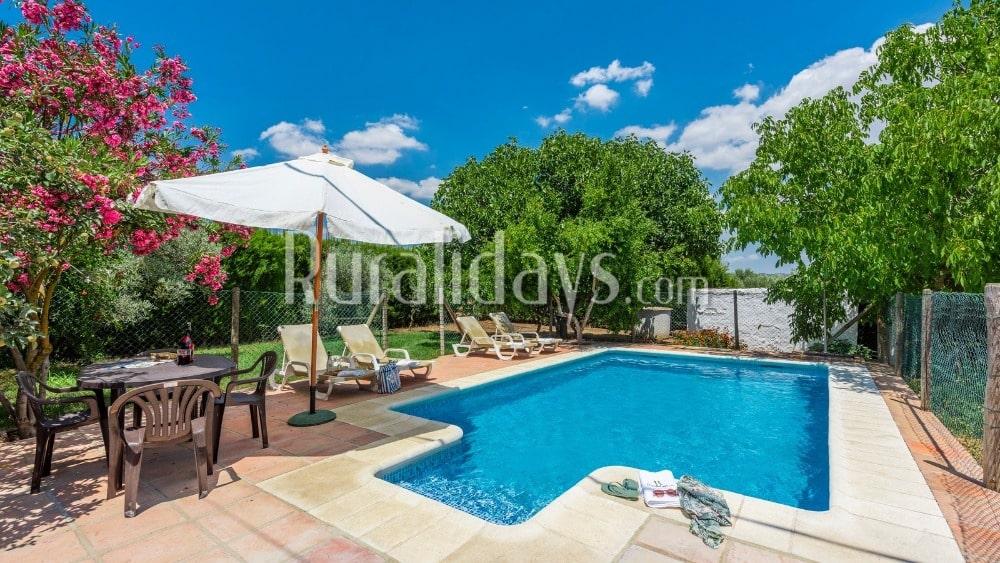 Acogedora casa de vacaciones entre Ronda y Setenil de las Bodegas - MAL0359
