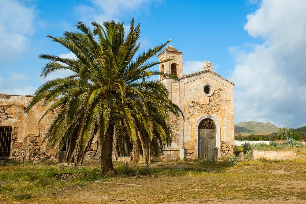 Cortijo del Fraile dans le parc naturel de Cabo de Gata