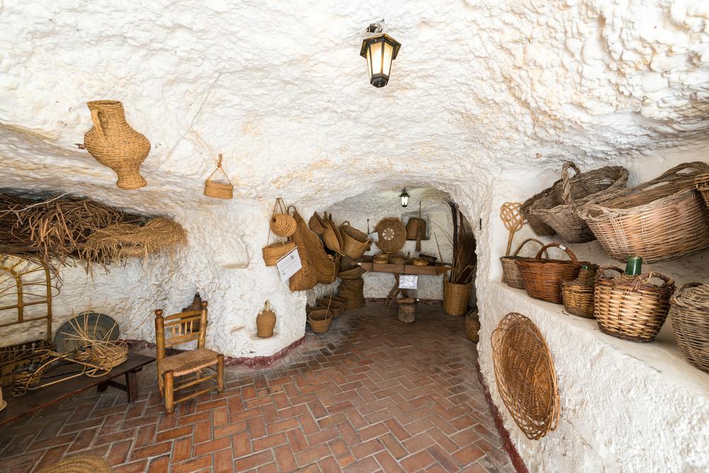 Grotte du Sacromonte, Grenade