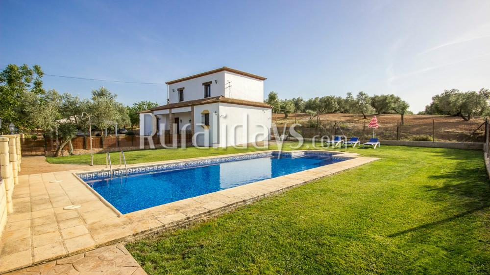 Top 10 des meilleures villas ronda andalousie for Jardin villa ronda