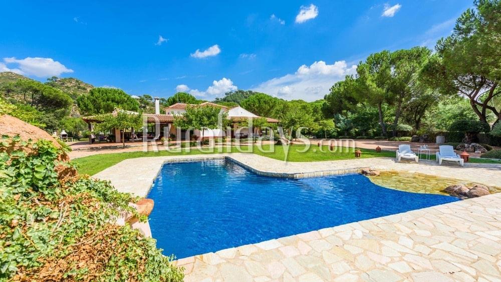 Villa de vacances proche de Cordoue - COR1012