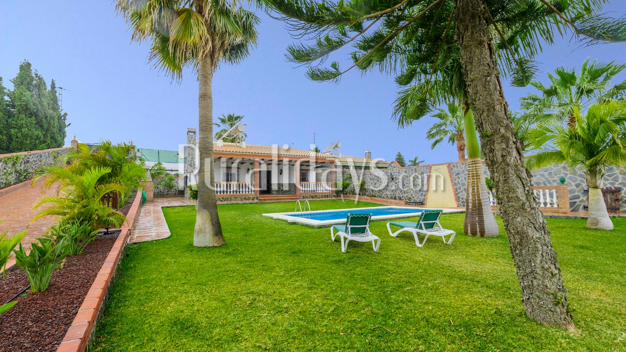 Geräumige Villa für sechs Personen