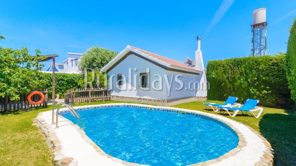 Pintoresca villa con especial encanto en Conil de la Frontera - CAD1228