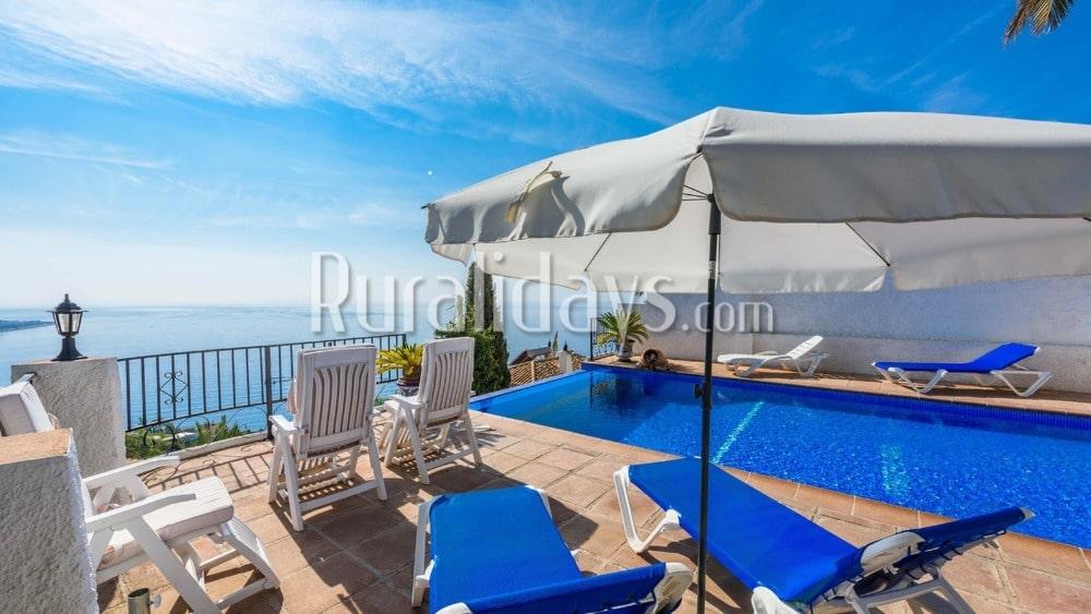 Splendid all comfort villa on the Tropical Coast in Salobreña - GRA2095