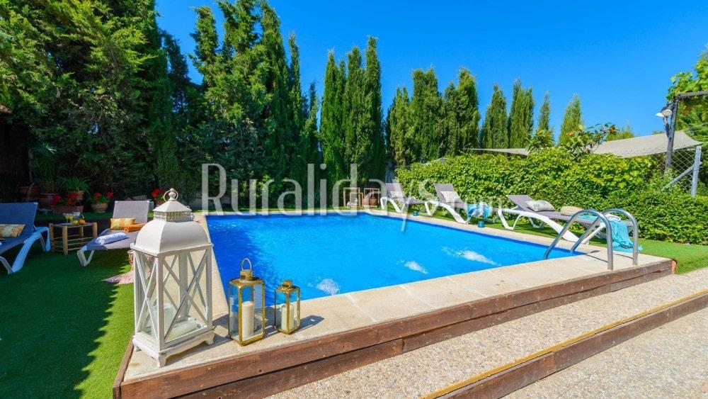 Villa con amplio exterior en Cijuela - GRA0800