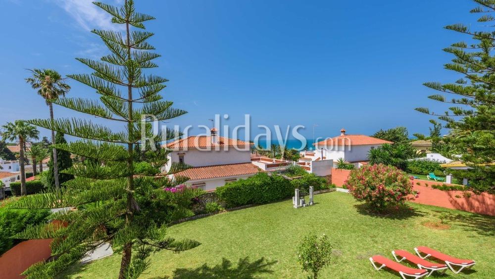 Villa con encanto y vistas al mar en Conil de la Frontera (Cádiz)