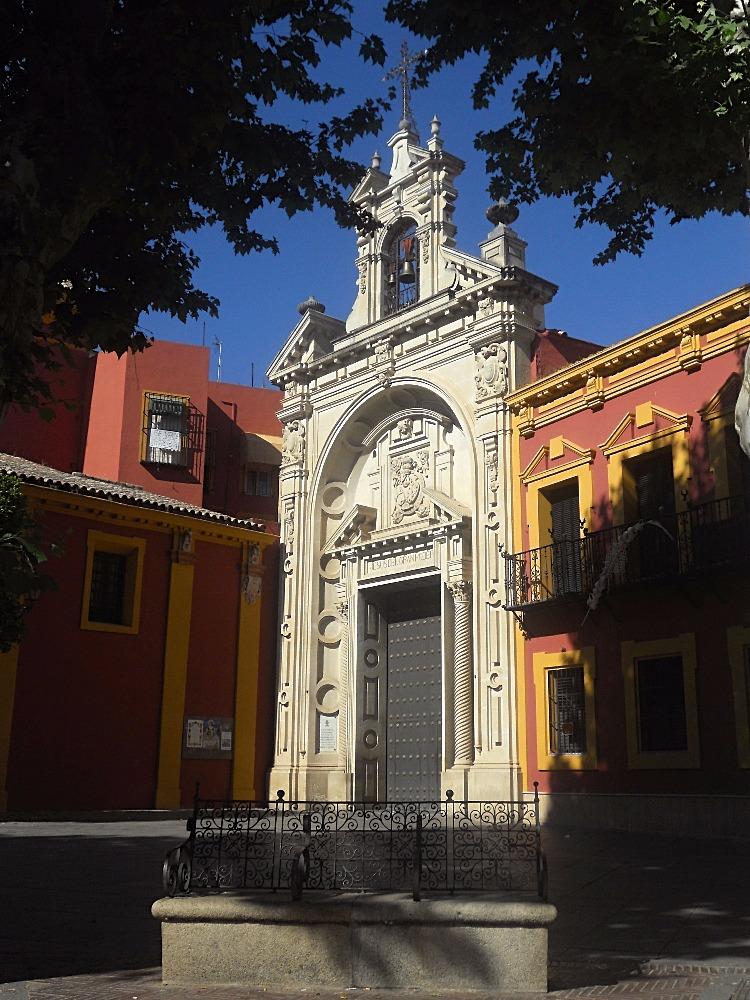 Basílica del Gran Poder en Sevilla