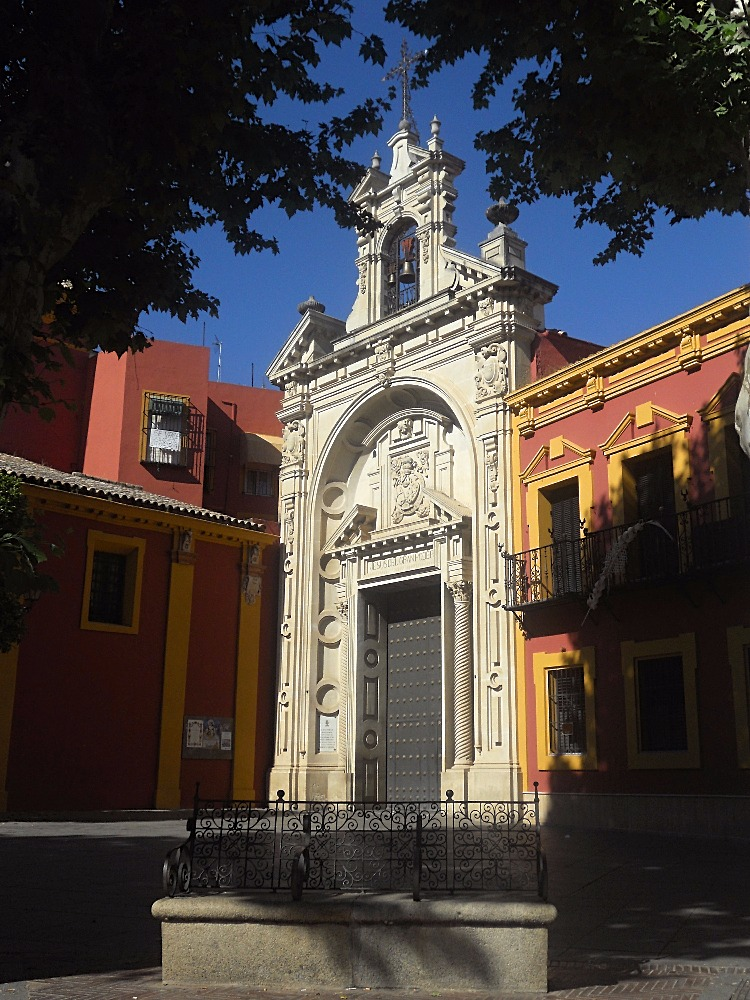 Basilica del Gran Poder à Séville