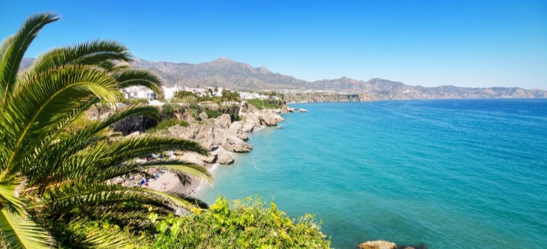 The Best Beaches In Nerja And Maro Malaga