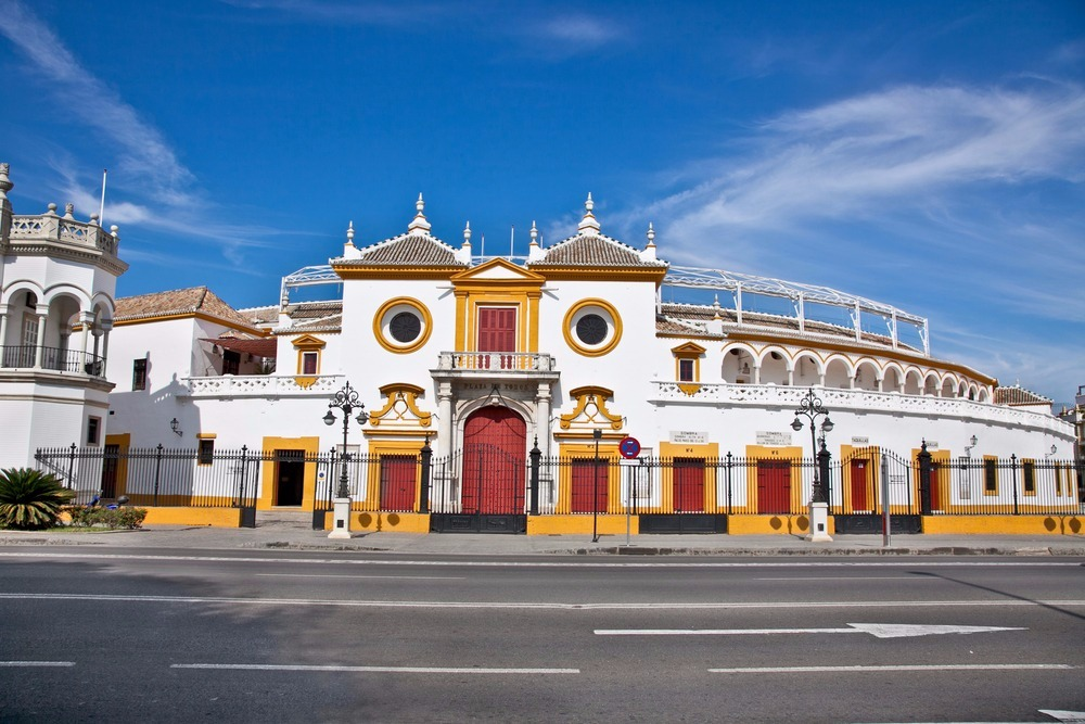 Bullring La Maestranza - free things to see in Seville
