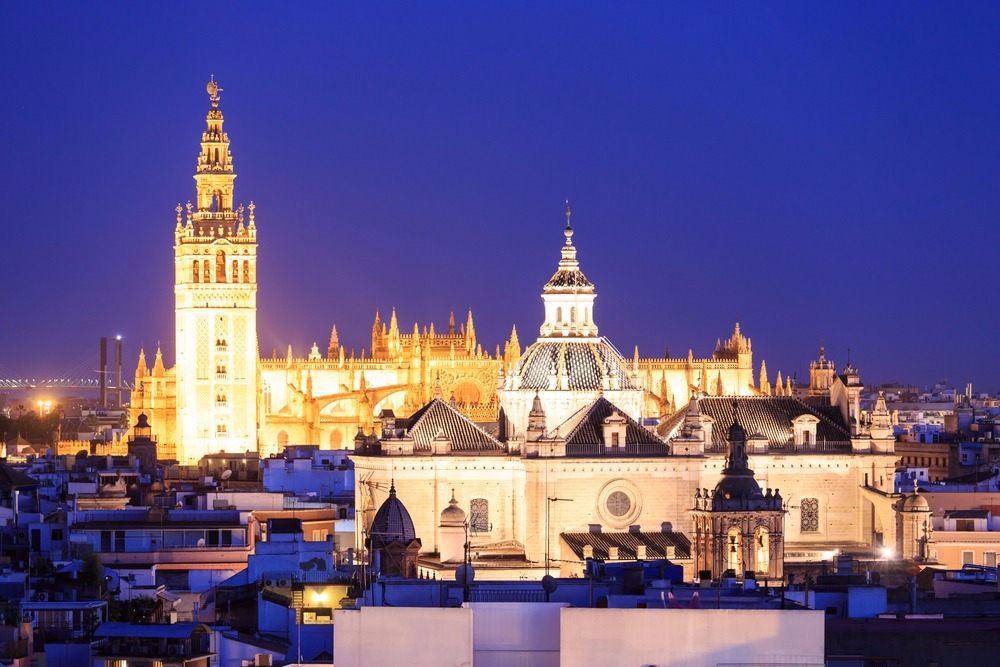 Cathedral of Seville - free things to see in Seville
