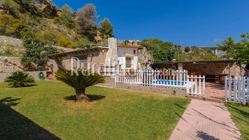 Cosy holiday home with welcoming outdoor area in Nerja - MAL2883
