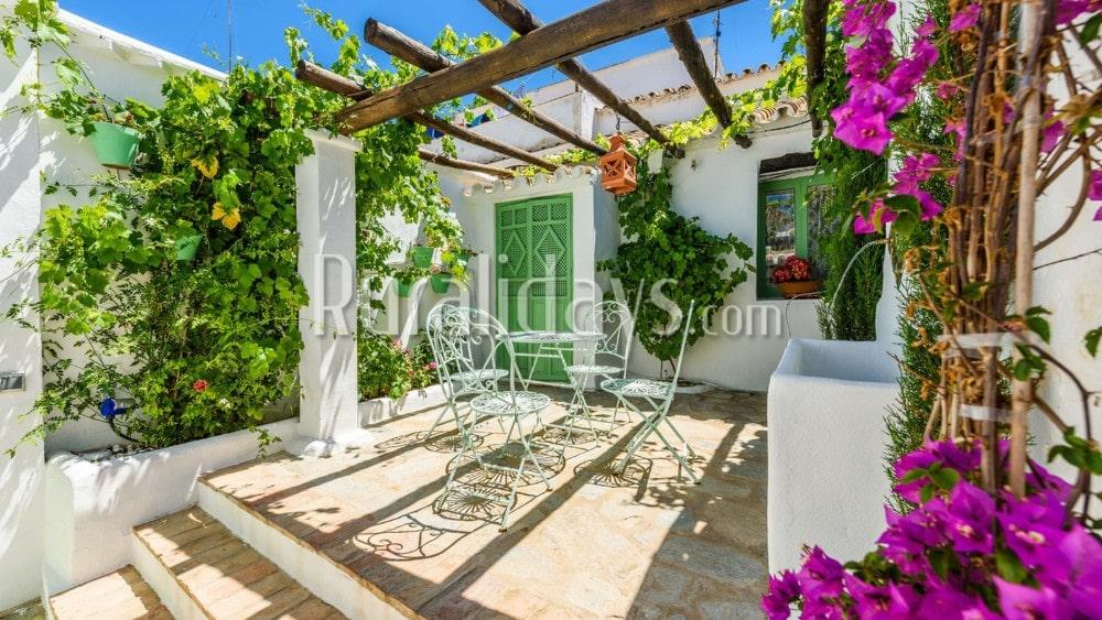 Ferienhaus mit Whirlpool, ideal für 8 Personenin La Puebla de los Infantes - SEV1739