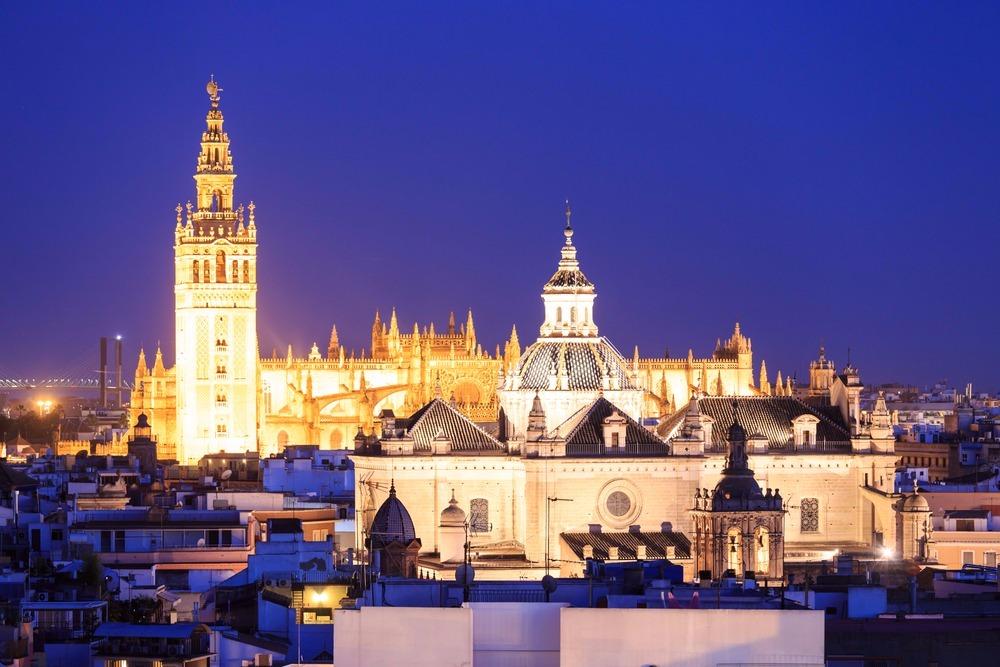 Kathedrale von Seville - kostenlose Dinge in Sevilla
