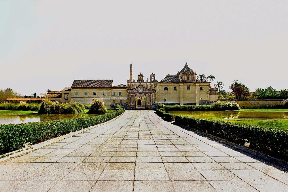 Kostenlos Monasterio de la Cartuja in Sevilla