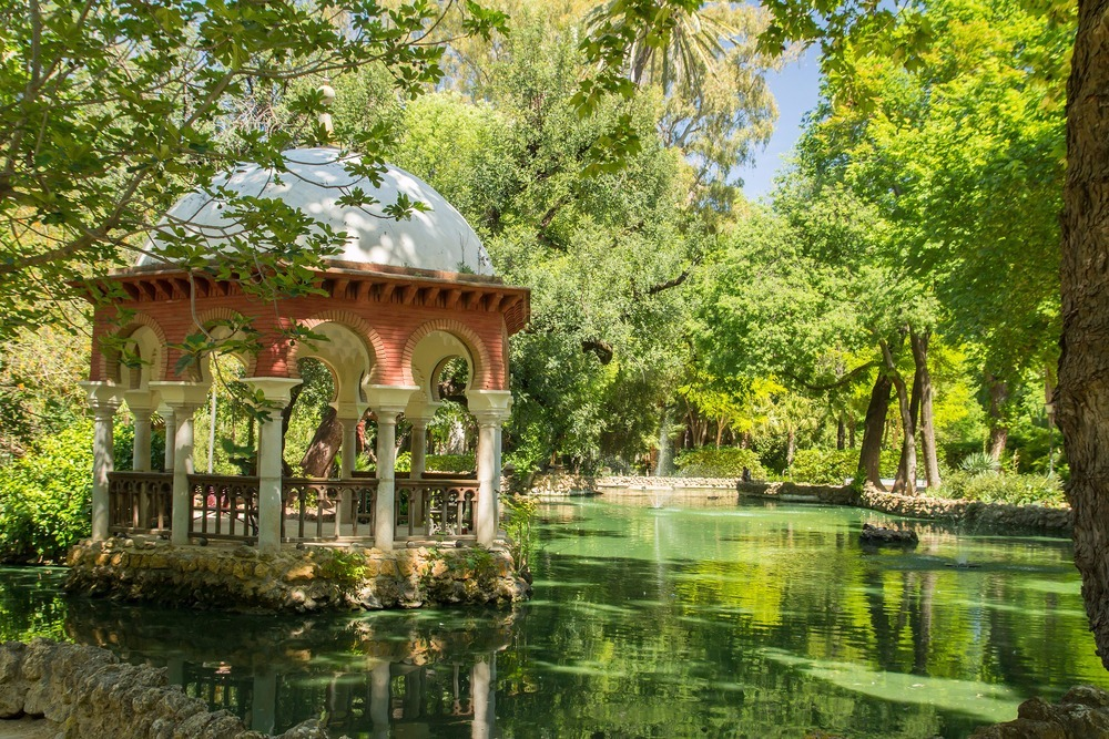 Parque de María Luisa - free things to see in Seville