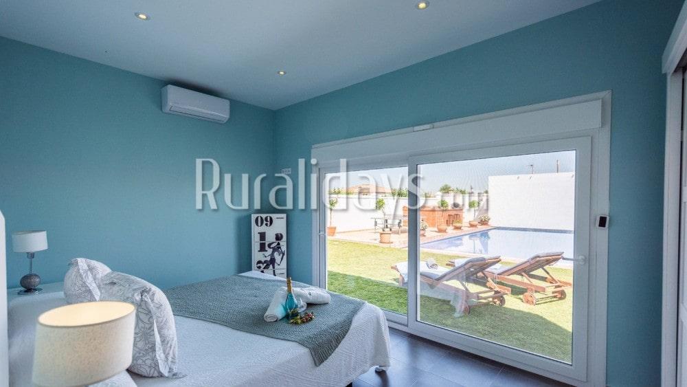 Traumhaftes Ferienhaus auf dem Land in Marchena - SEV2436