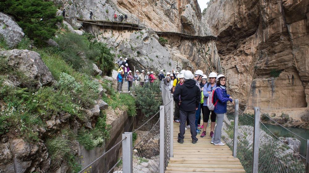 Der Gran Senda und der Caminito del Rey