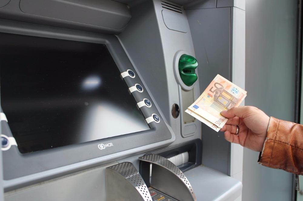 Geldautomaten in Spanje