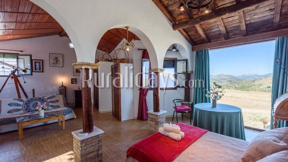 Idyllisch, komfortable Villa in Priego de Córdoba - COR2225