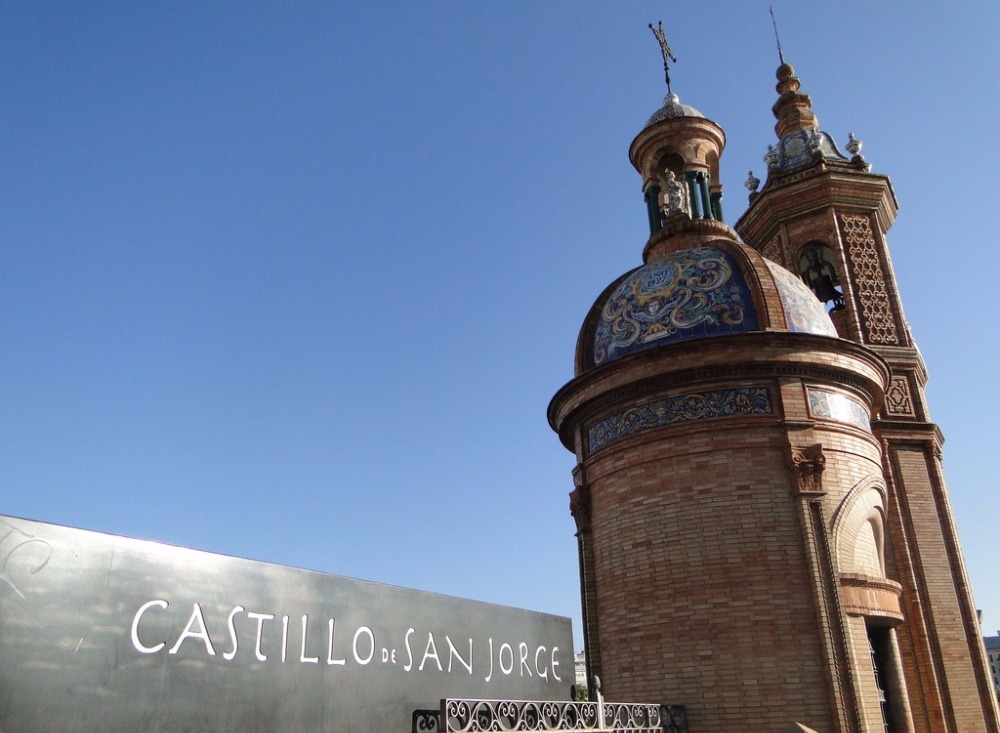 Kasteel van San Jorge in Sevilla