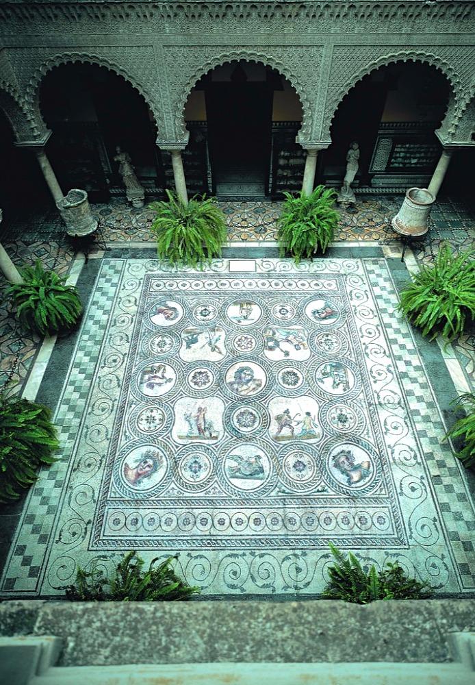 Palacio de la Condesa de Lebrija in Sevilla gratis