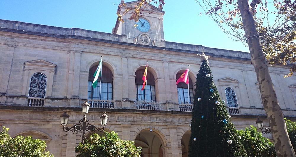 Stadhuis van Sevilla