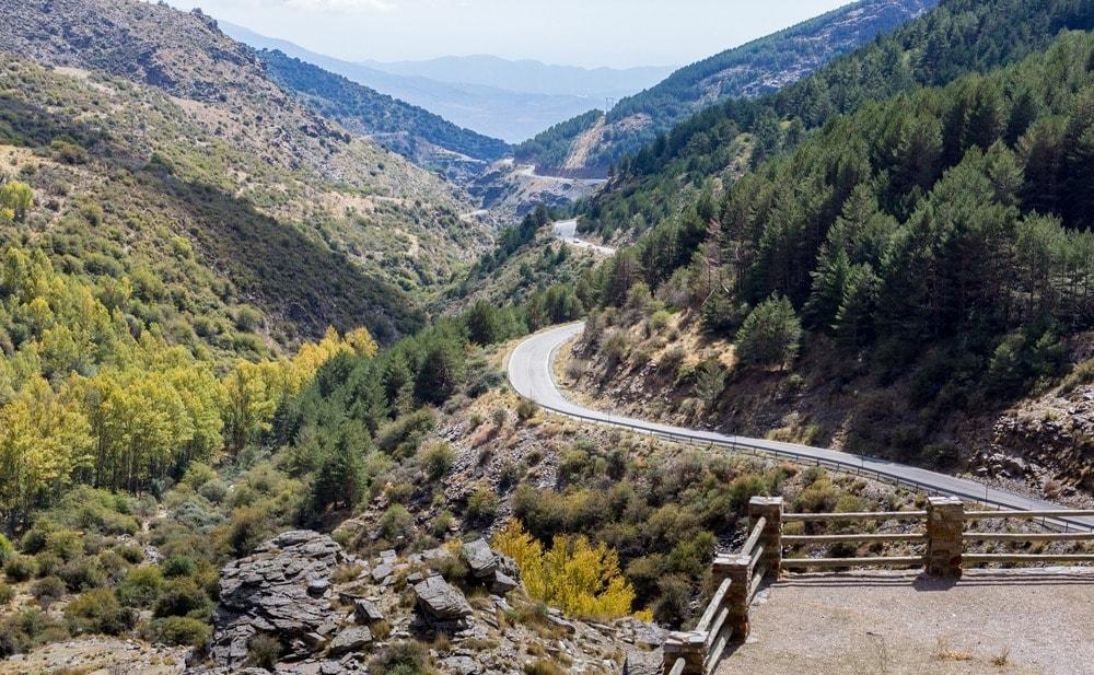 Nationalpark Sierra Nevada Pfad - Andalusien in 14 Tagen
