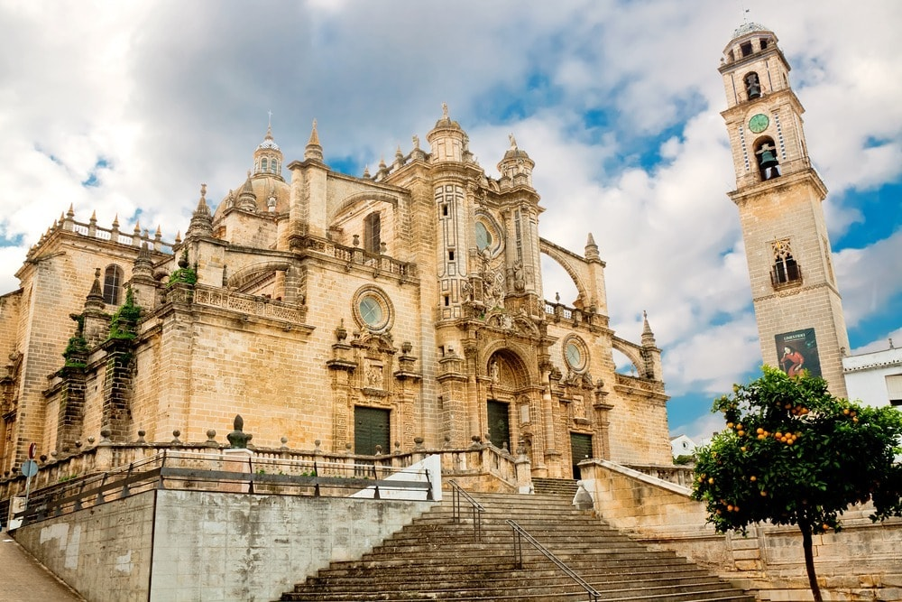 The Cathedral of Jerez de la Frontera - Andalucia in 14 days