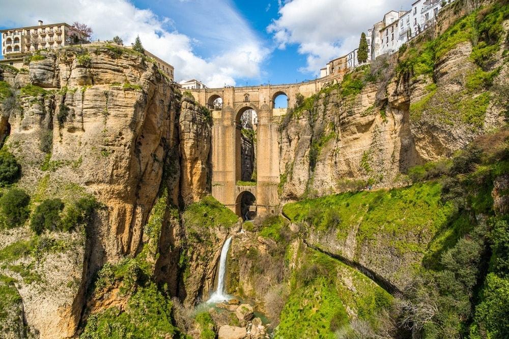 The Tajo de Ronda - Andalucia in 14 days