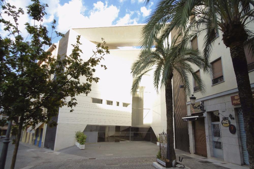 Cultureel centrum Federico García Lorca - gratis