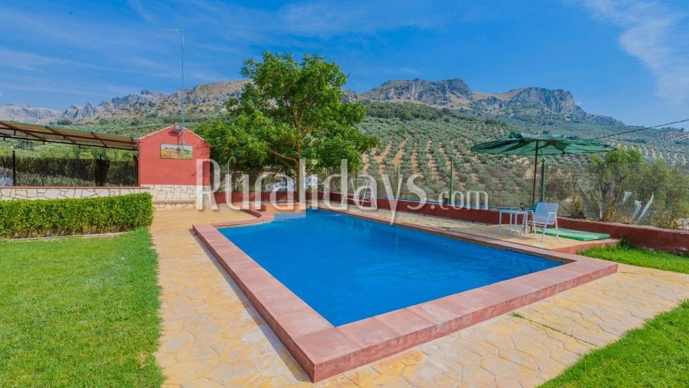 Authentieke villa ideaal voor grote groepen in Carcabuey (Cordoba)