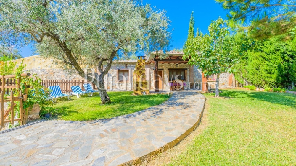 Vakantiewoning met omheind privézwembad in Orgiva (Granada)
