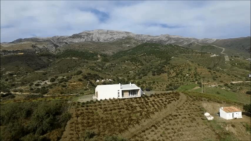 Sedella Vinos winery in Sedella