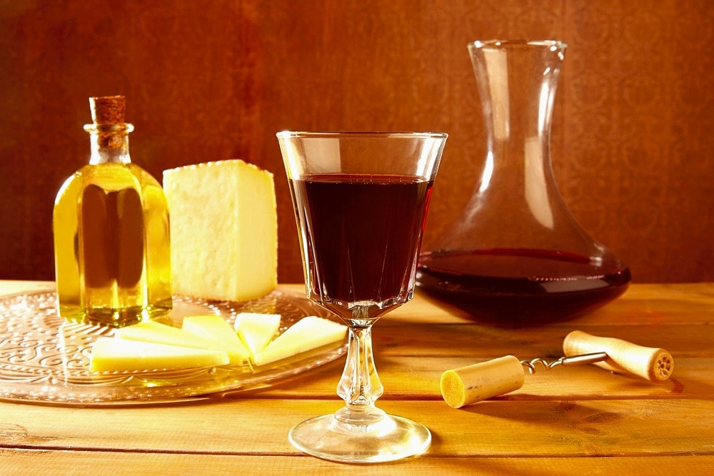 Wine and gastronomy in Malaga province