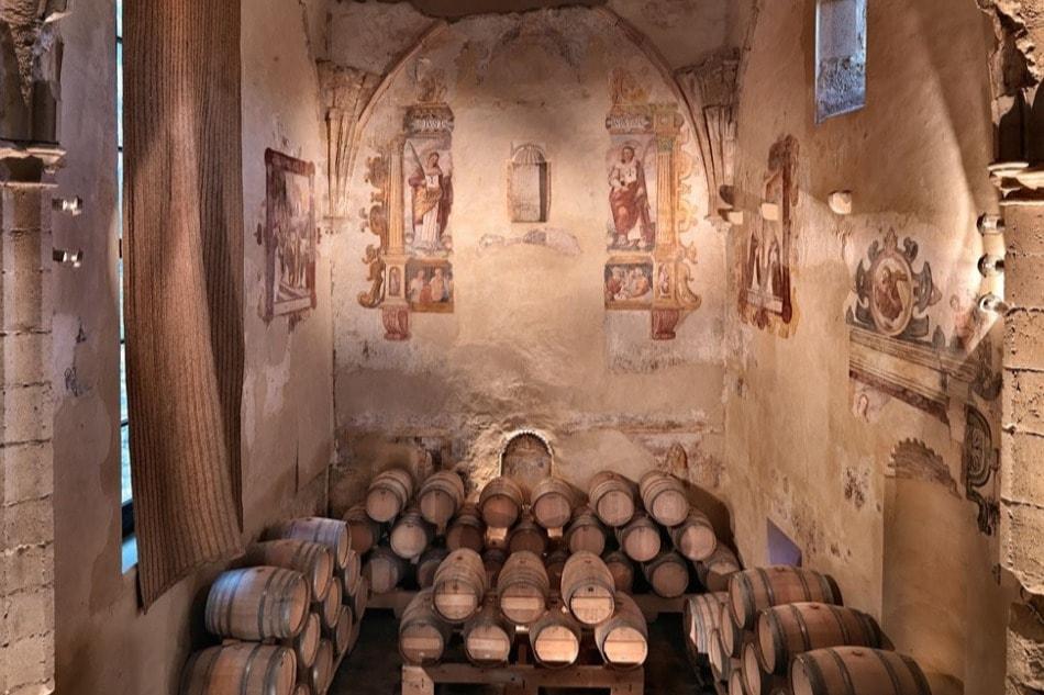 Winery Descalzos Viejos in Ronda - photo by Jesús Rocandio